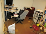 Basement Water Damage Clean Up